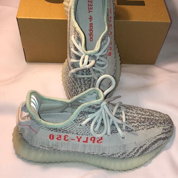 Yeezy Shoes | Yeezy 35 Baby Blue | Poshmark